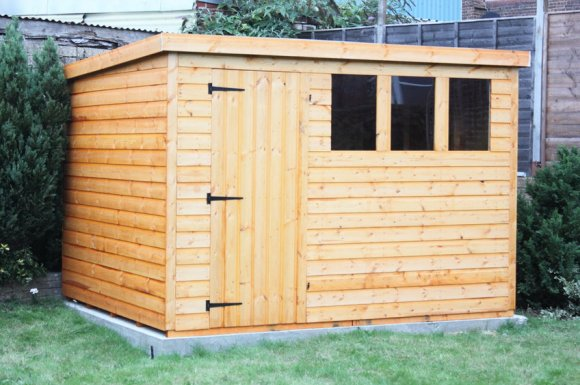 Entreprise spécialisée dans la fabrication d'abris de jardin en bois