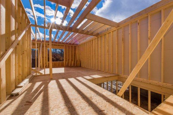 Construction de maison en ossature bois design et moderne à Champagne-au-Mont-d'Or