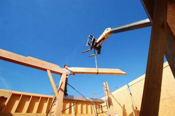 Agrandir sa maison avec une surélévation en bois Ouest lyonnais